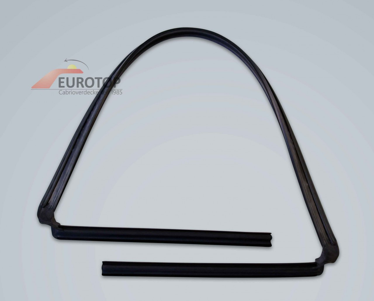 Front bow seal for BMW 3 Series E30 Cabriolet year 87-93