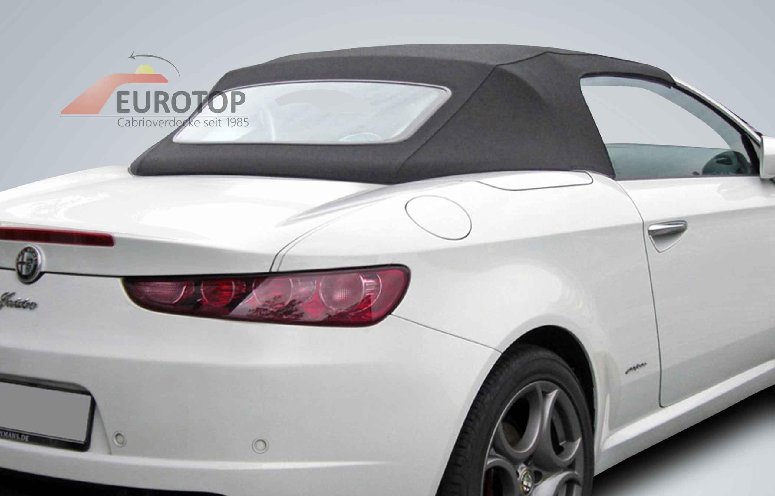Capota Alfa Romeo Spider 939 Cabrio Sonnenland Eurotop